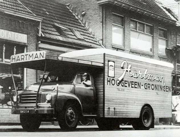 Bedford-van-Hartman