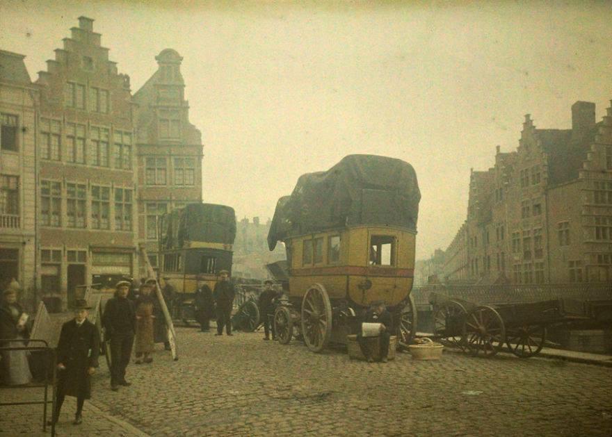 Gent-1912-Postkoesten