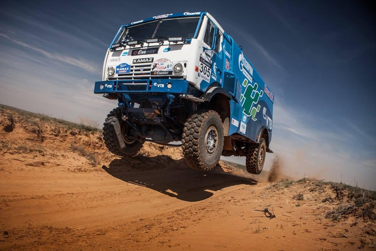 KAMAZ-Dakar-Rally-Truck