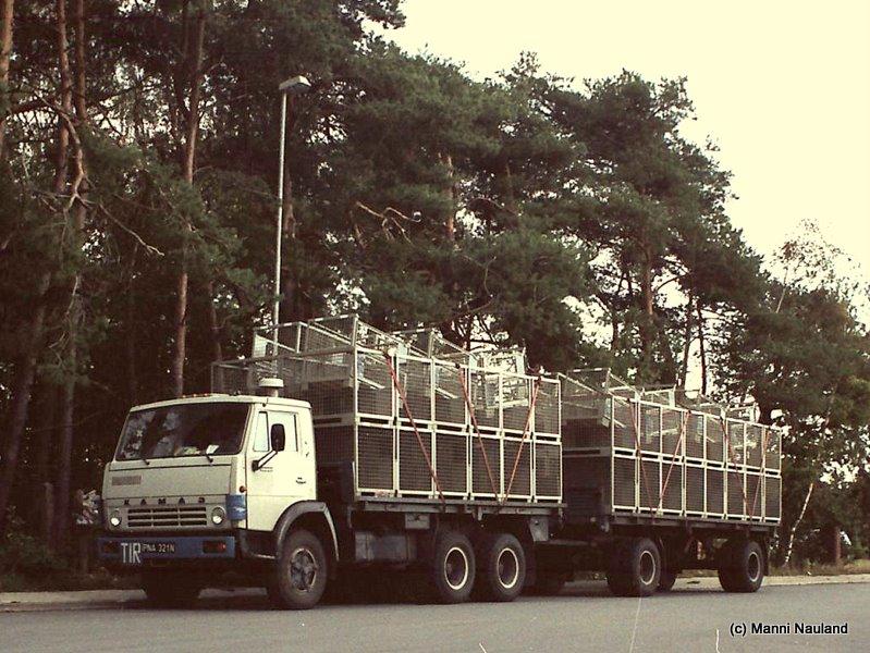 Kamaz---6X4