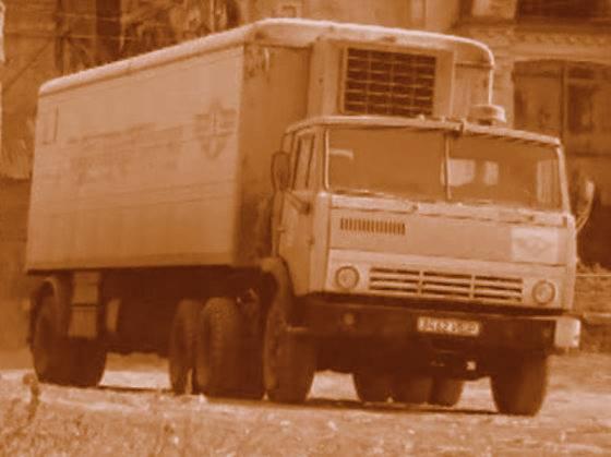 Kamaz-5410-1983--Russia