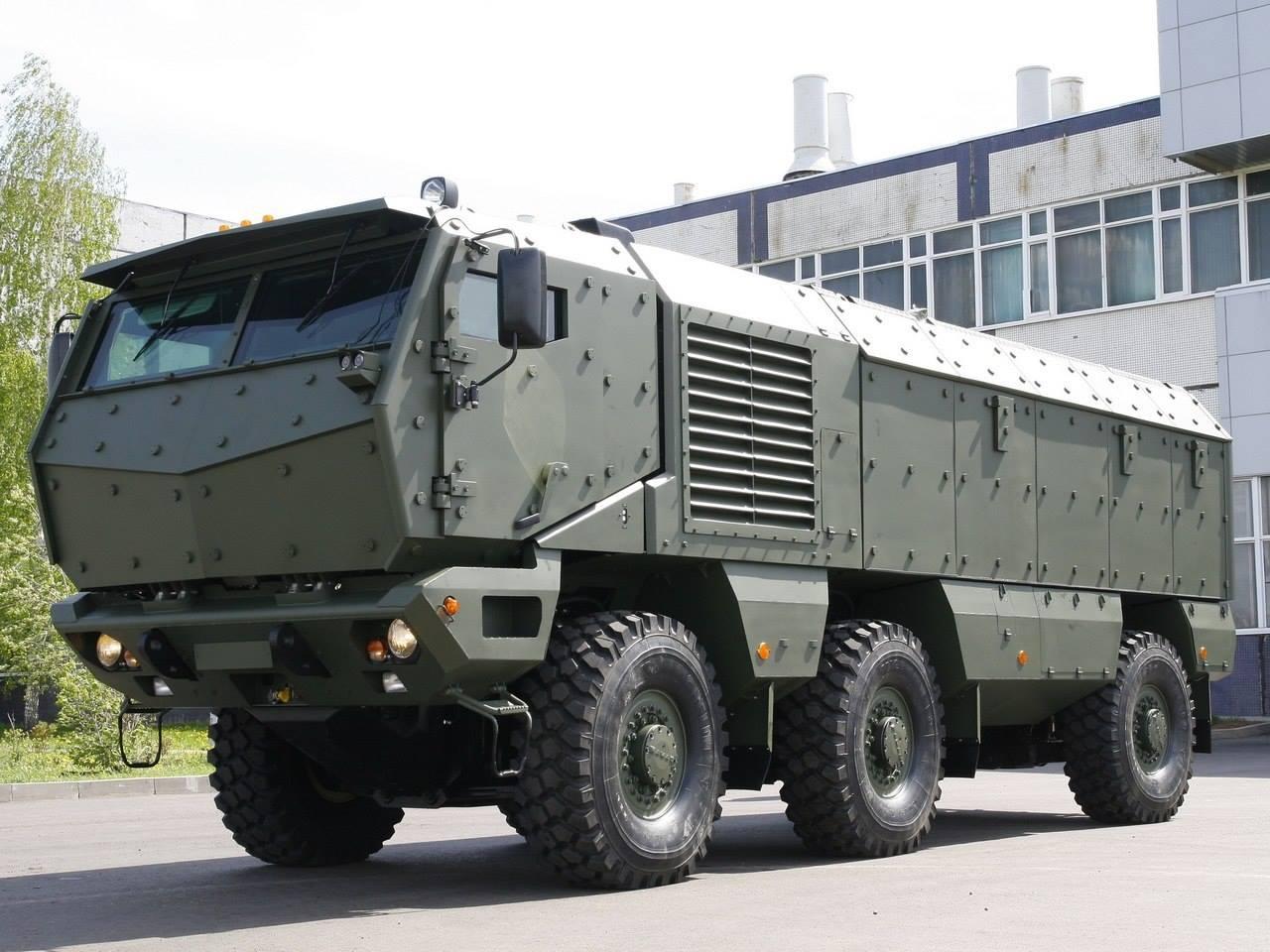KAMAZ-Typhoon-6x6-Armored-Truck