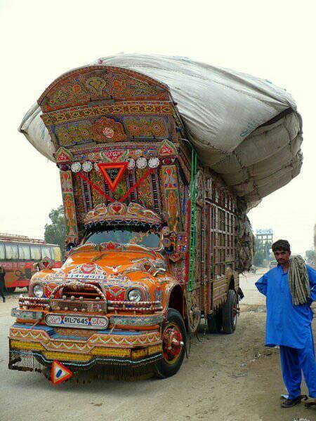Austin-Pakistan