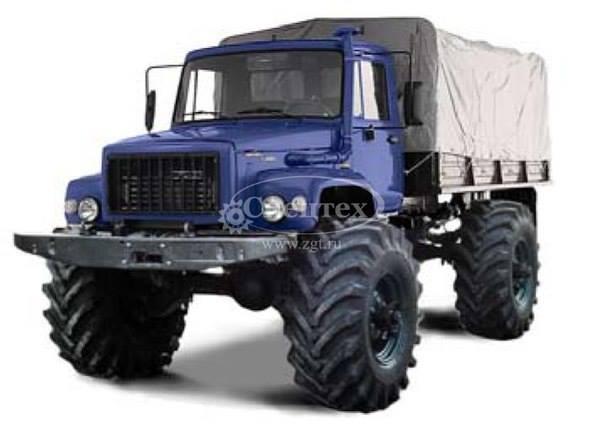 GAZ-33081-4x4