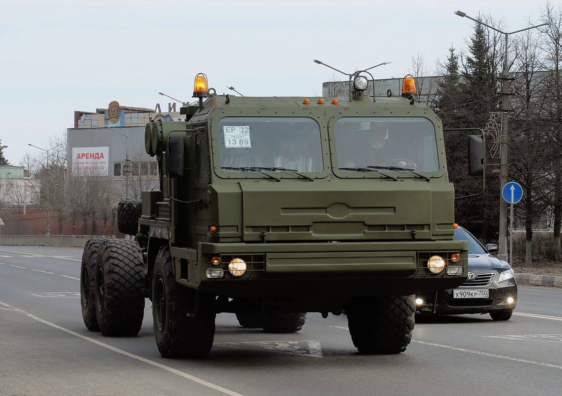 BAZ-6x6