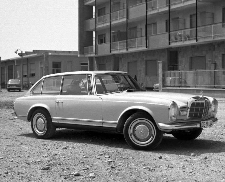 Mercedes-Benz-230SLX--Shooting-Break--door-Frua---1966