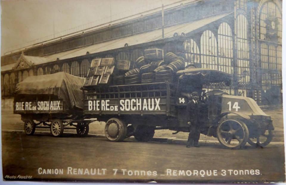 Renault--Camion-Bierre
