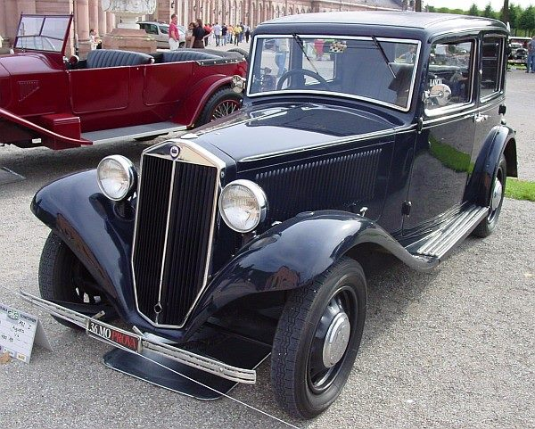 Lancia-Augusta-Berlina-1932