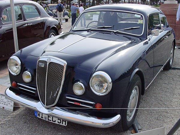 Lancia-Aurelia-B20-GT--1st-Series-1950