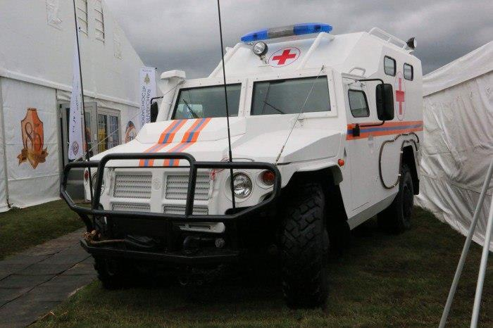 GAZ-Tigr-4x4-Ambulance-Truck-1