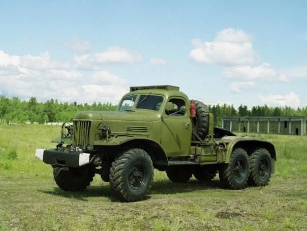ZIL-157-6x6