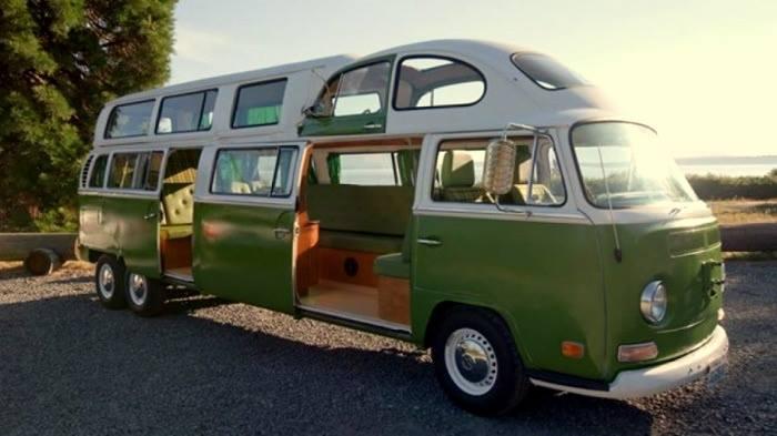 VW-busje