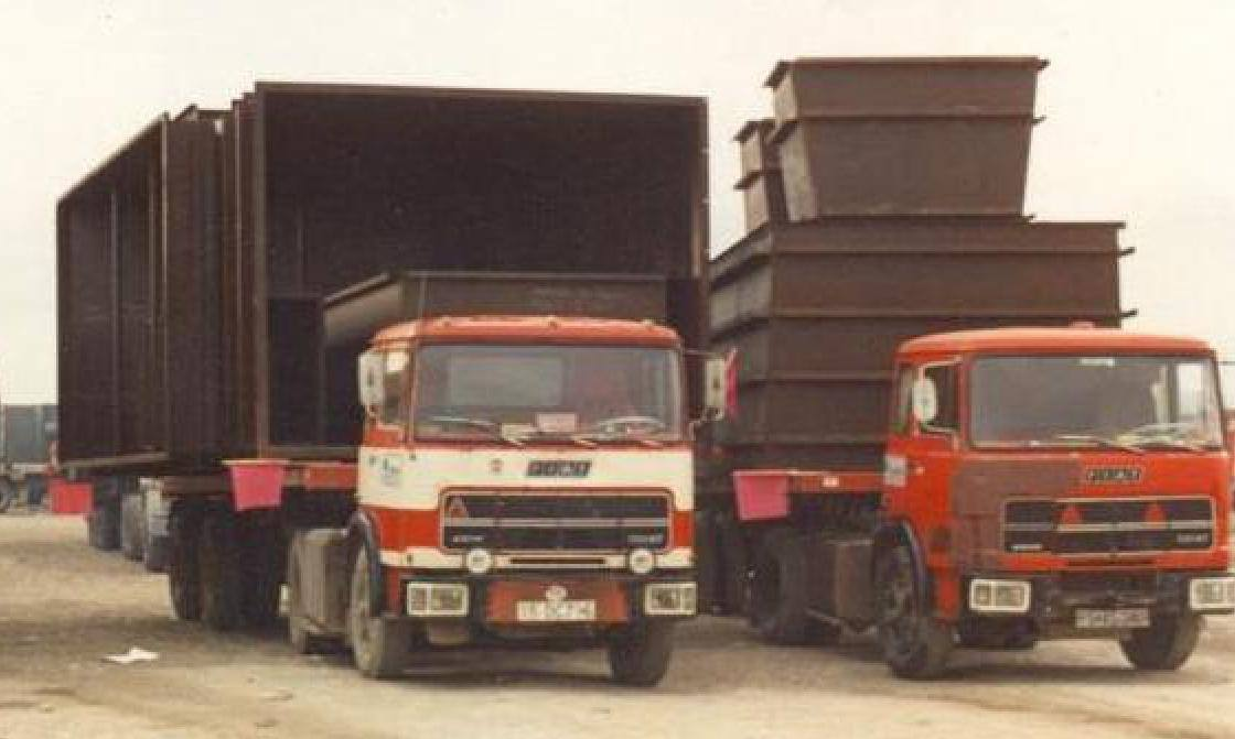FIAT-130-NT-TRUCKS-TRANSPORT-TURKEI-AND-IRAQ