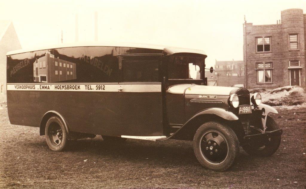 Ford-archief-Pieter-Vermeulen