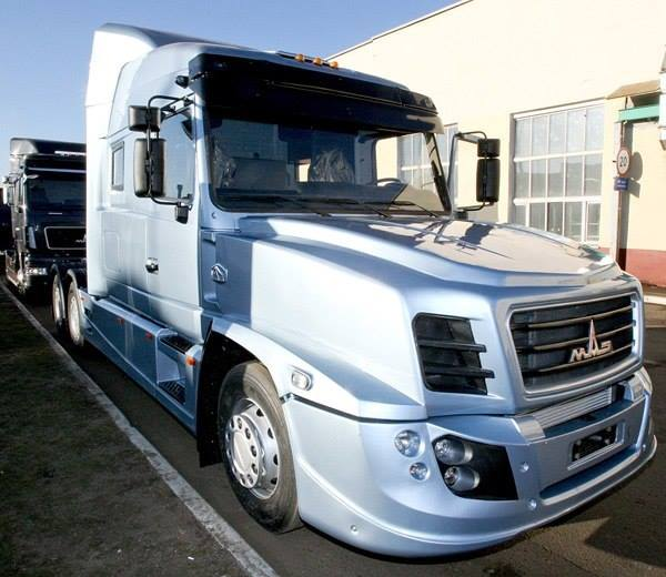 MAZ-Commercial-Truck