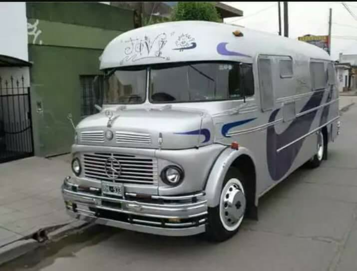 Mercedes-Camper-Columbia