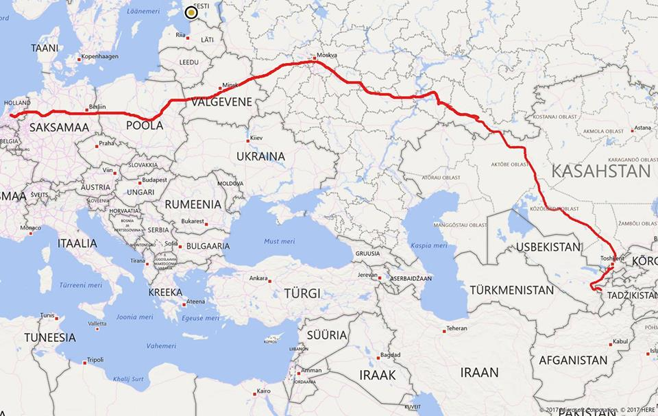 Moerdijk-NL--Pendzikent--Tadjikistan-1