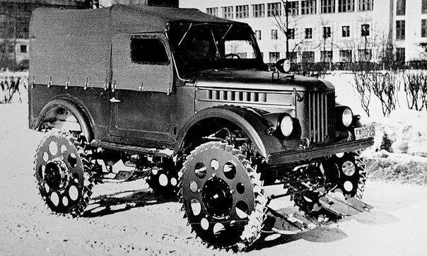 GAZ-69-4x4