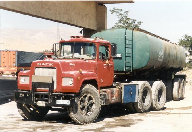MACK-TRUCKS-R-600-IN-IRAN