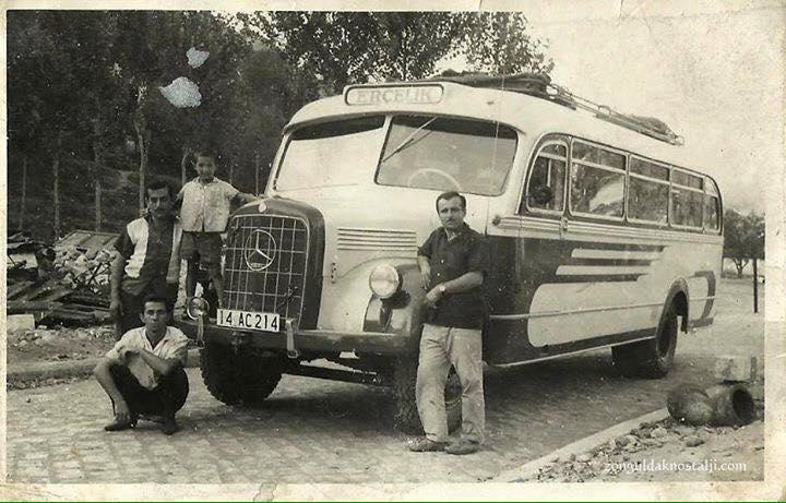 Mercedes-LO