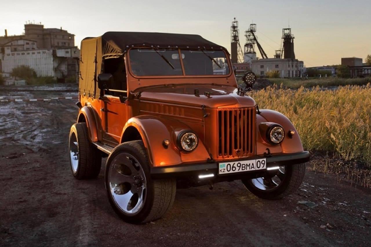 GAZ-69-4x4-Custom-Truck-1
