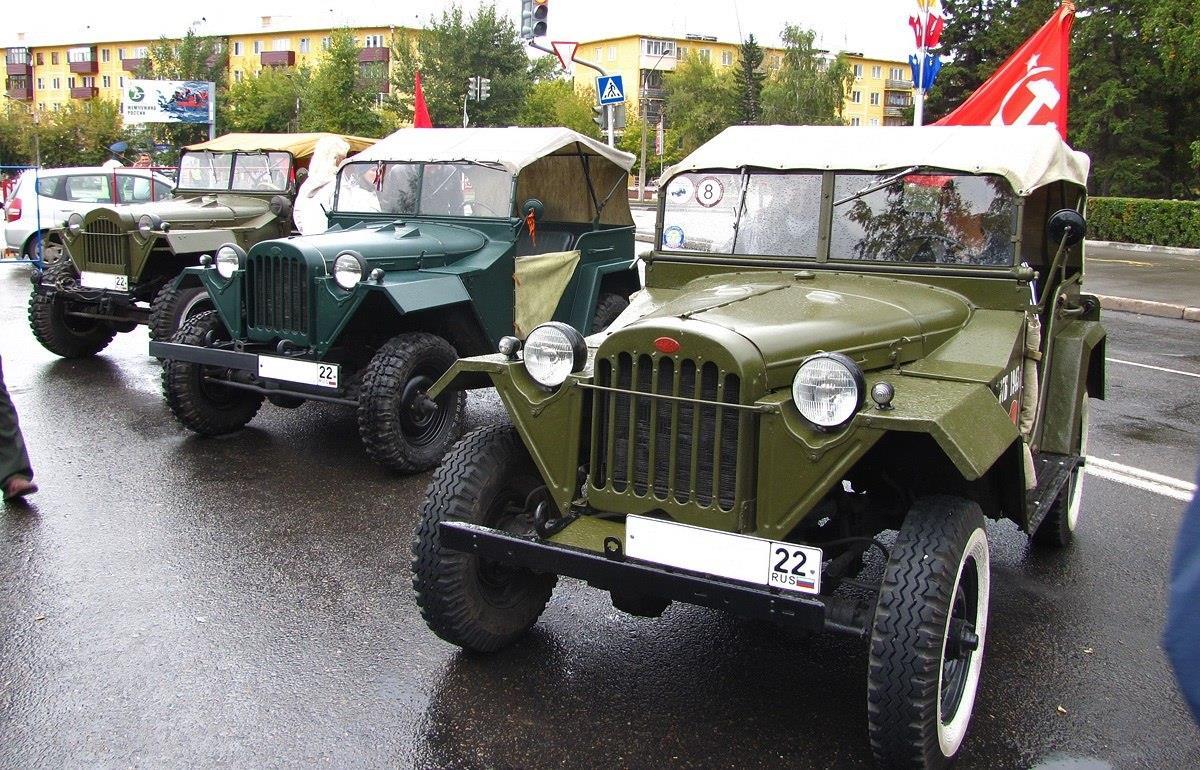 GaZ-67-4x4