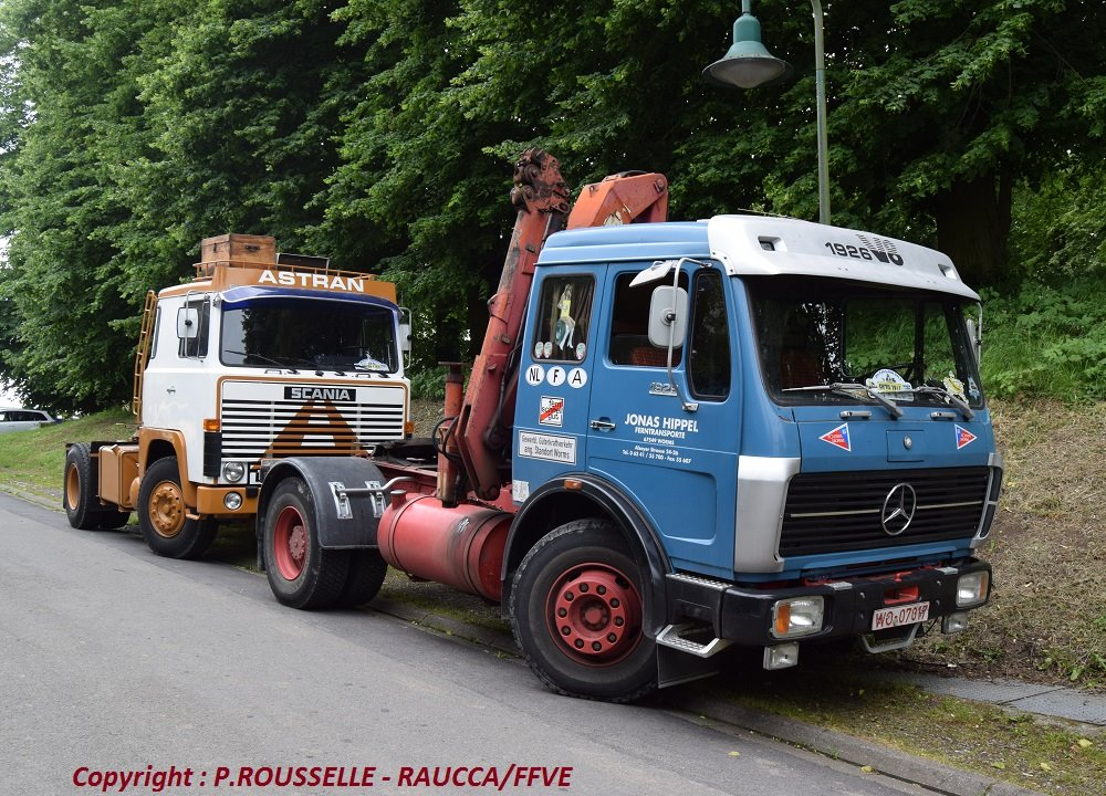 Scania-----Mercedes