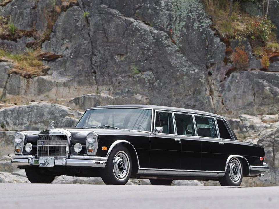 Mercedes-Benz-600-Pullman-Limousine
