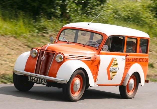 Renault--Juvaquatre-1951