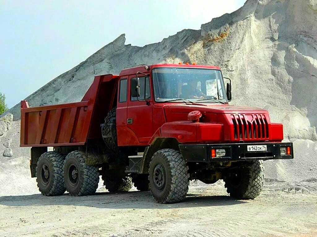 Ural-55571-44-6X6