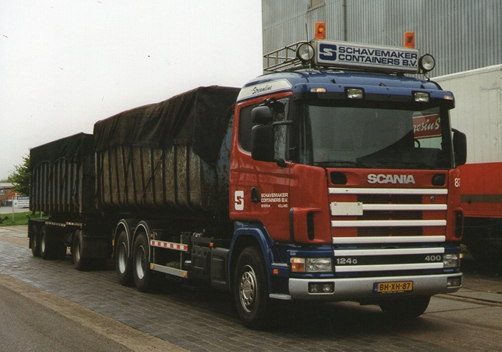 Scania-124-G