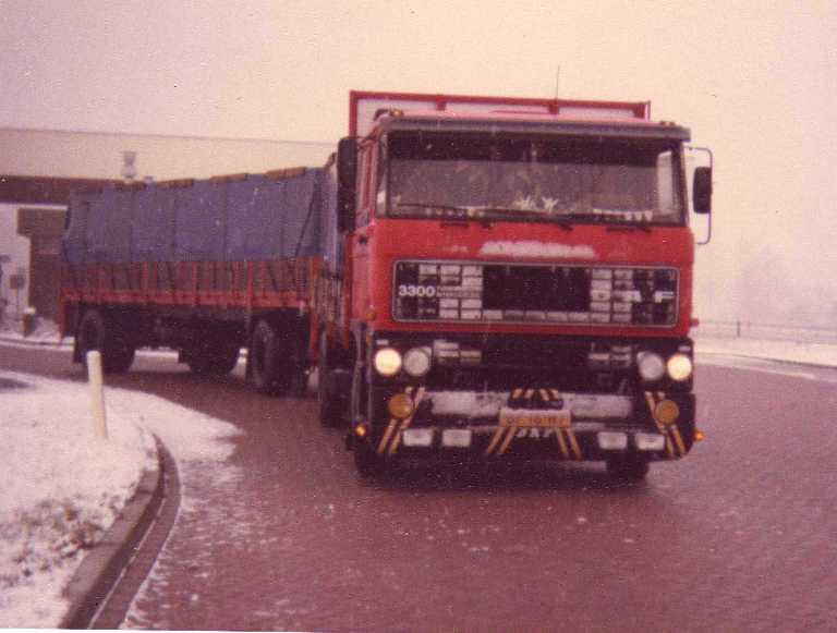 DAF 3300 combi