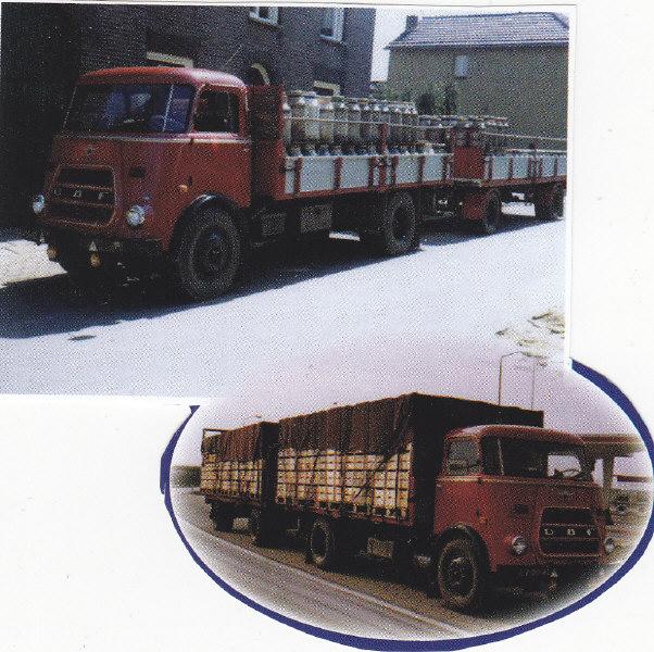DAF melkwagen