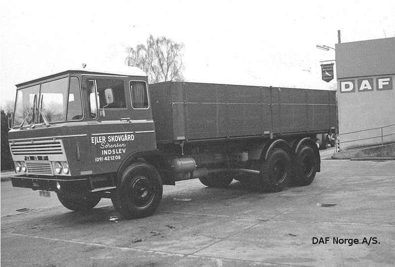 DAF-2600-Norge