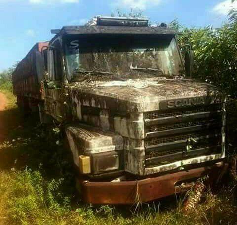 Scania--Argentina