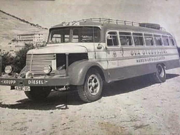 Krupp-Coach