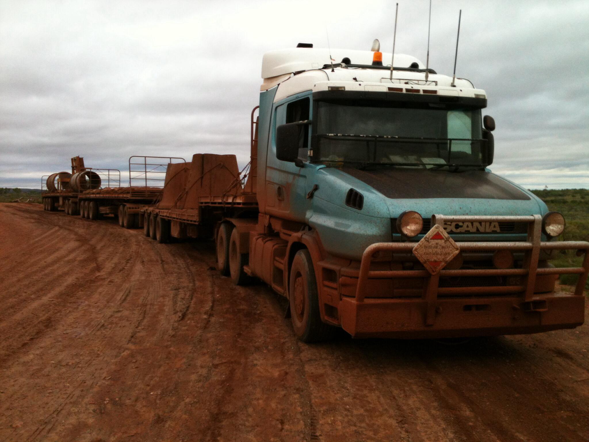 Scania-Australia