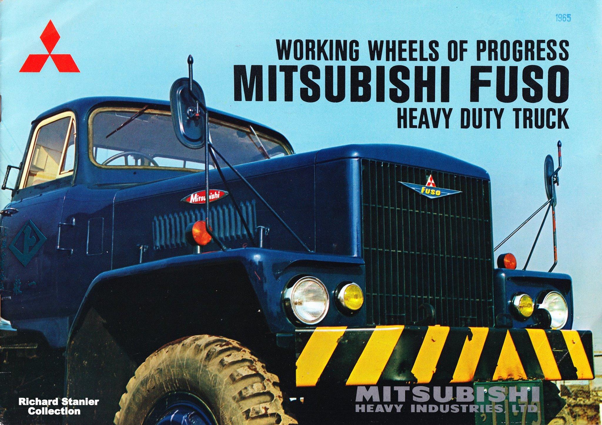Mitsubishi-Fuso-Heavy-Duty-Truck