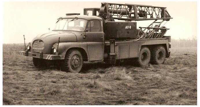 TATRA-T185