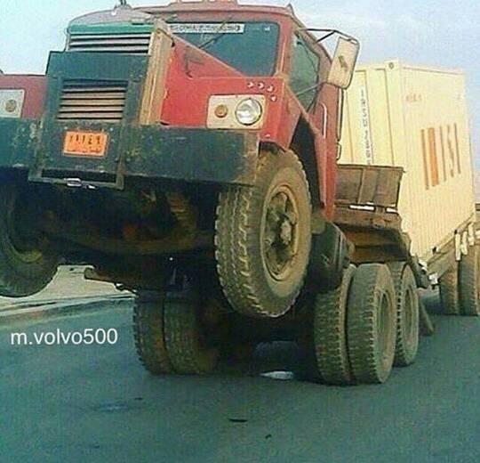 Mack-6X4----Dumper-Iran