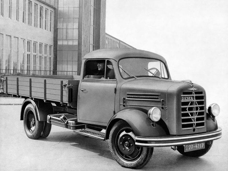 Borgward-B-2600---2-5-ton