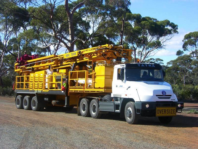 TATRA-T-163-6X6-NT-AUSTRALIE