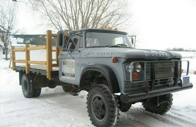 Dodge-D300-americano-4x4--Argentino