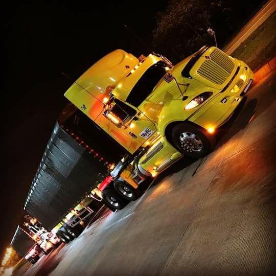 Columbia-Truck