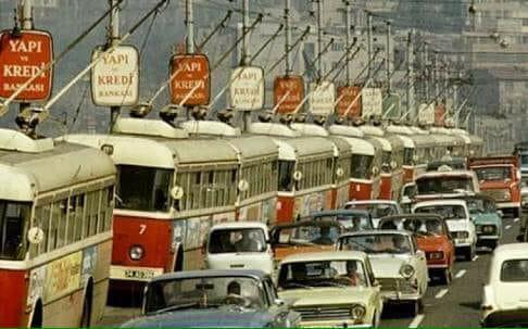 Istanbul-trollybus