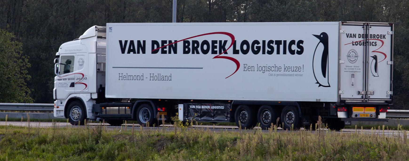 Scania-koeler