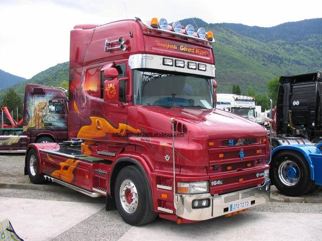Scania-164-L-V-8
