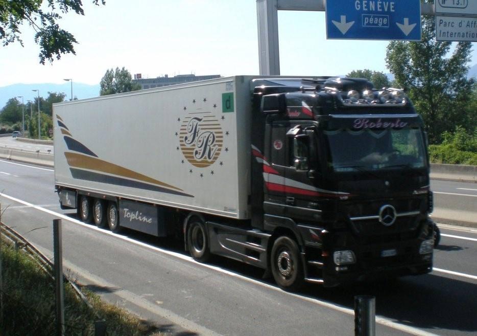 Mercedes-autoroute-A-40