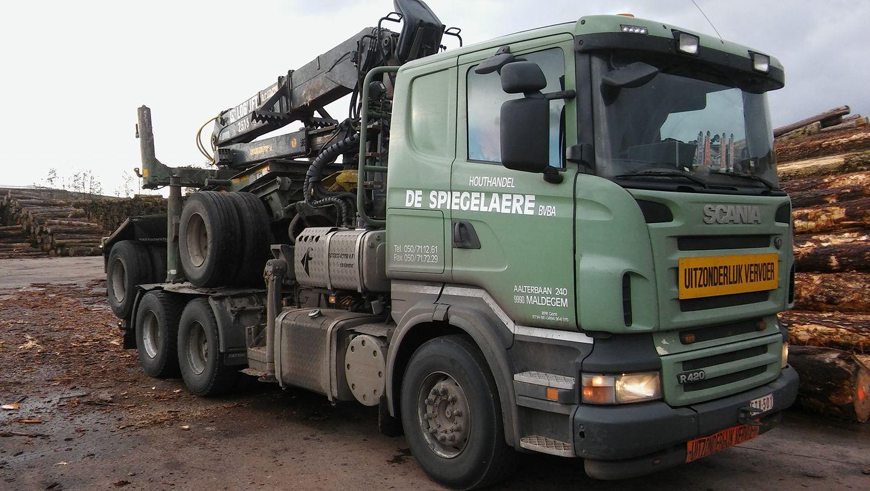 Scania-R420-6X2