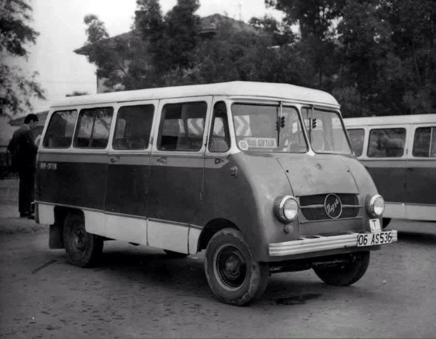 Ankara-mini-bus